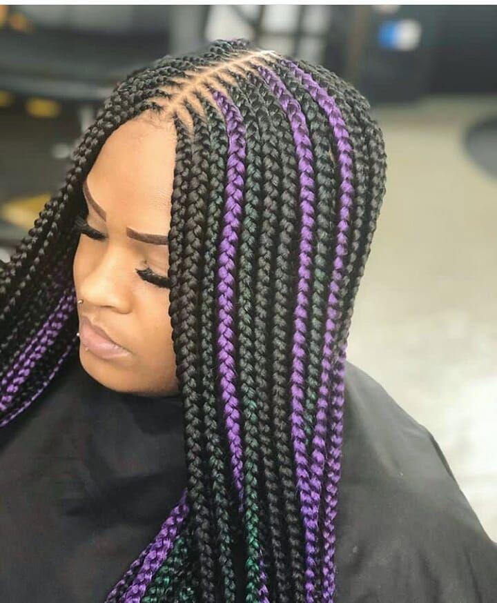 ghanaian hairstyles instagram