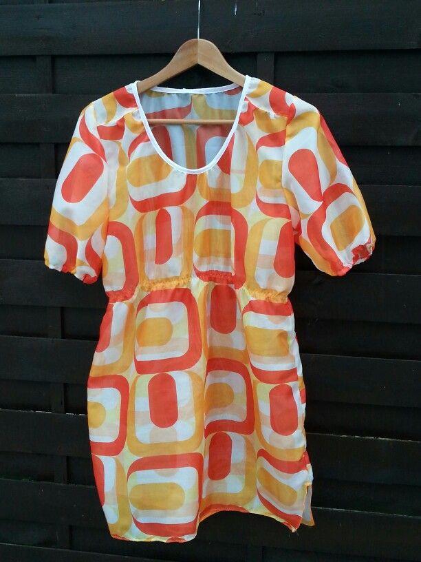 Dress (pattern from Suuri Käsityölehti)