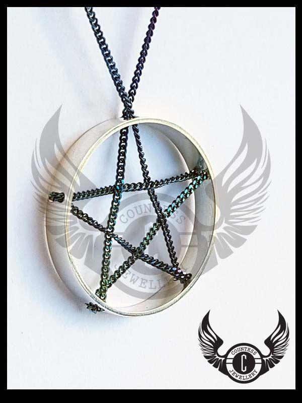 Pentagram by Countess Jewellery