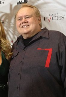Louie Anderson, 1953 actor, comedian, game show host, author.