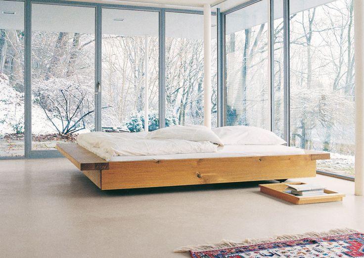 478 best images about betten - beds on pinterest | low beds ... - Dream Massivholzbett Ign Design