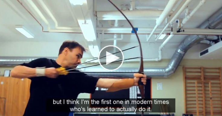 If You Only Watch One Archery Video, Please Let It Be This One
