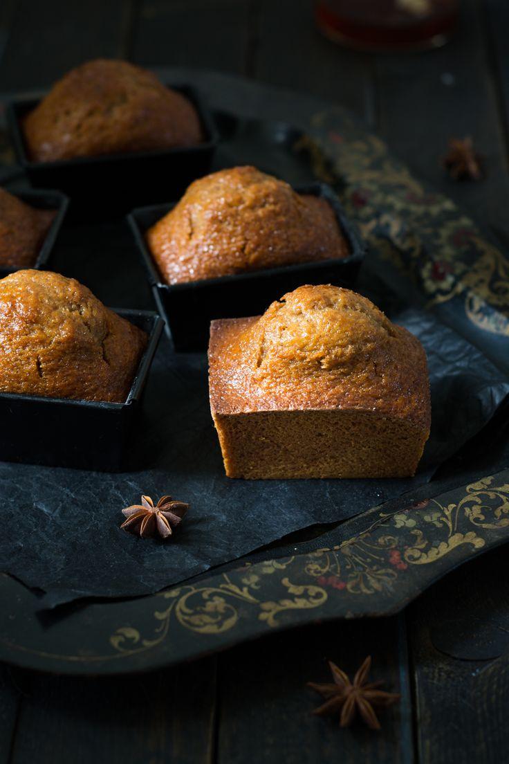 J'ai réalisé de nombreux essais afin de trouver la recette parfaite de pain d'épices, ils sont moelleux et fort en goût car j'ai utilisé un miel de châtaignier... Pour 6 pains d'épices : 100g de mi...