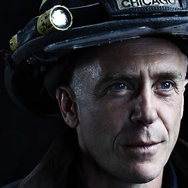 David Eigenberg. Love him on Chicago Fire and SATC!