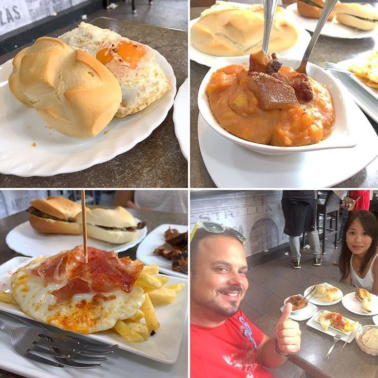 Y nuestra última parada en este #ViajesporPortugal fue #Salamanca volviendo a Madrid! Como no! Tuvimos que parar en la #CerveceriaelParque! Mmmmmmmm.  Follow us: Facebook: @losviajesporelmundo  Twitter: @viajeporelmundo Link in bio!  #viajar #viajes #travel #salamanca #lovespain #spain #foodporn #food #foodie #instafood #beer #cervecitas #instagood #instadaily #instaday #instalike #roadtrip @autoclick.rentacar #viajesporelmundo #tublogdeviajes #lovefamily #family