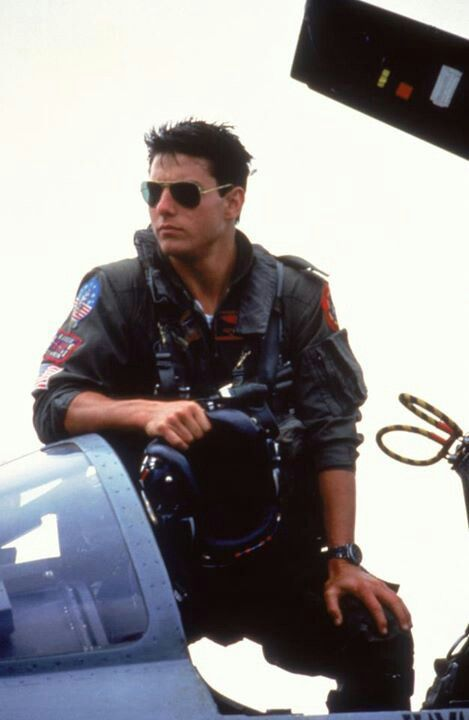 Strength, faith, courage, and trust come up off the flight deck, and fear is left behind.  AND Tom Cruise was sane, Val Kilmer wasn't fat, and both were smokin' hot.