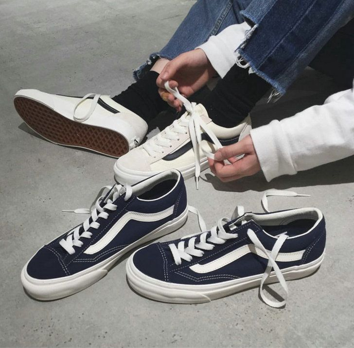 eb0c7bc0f6e401 Retailmenot Coupon GD Vans Vault OG style 36 Retro Old Skool Tibetan Blue  BX39 Black Samurai Skate Shoe Vans For  Vans