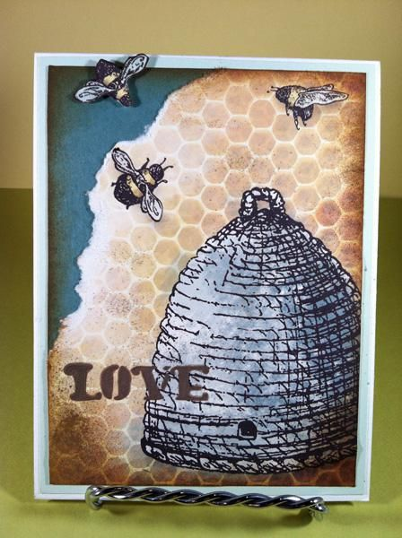 Garden Shed cards with a side of humor Cards, Bee