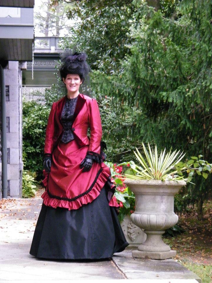 Madame Modiste Historic Costuming