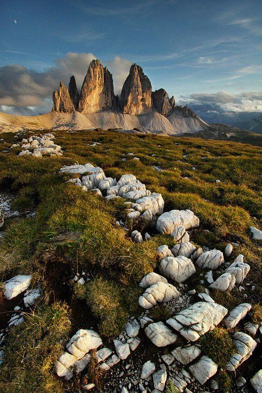 Drei Zinnen, Dolomites, Südtirol, Italy