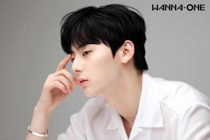 Minhyun - Behind the Scenes
