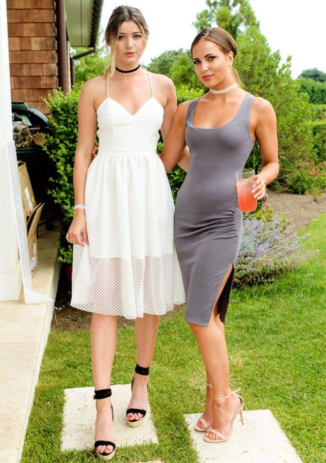   Eleanor Calder & Sophia Smith  