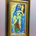 Pablo Picasso – Femme nue