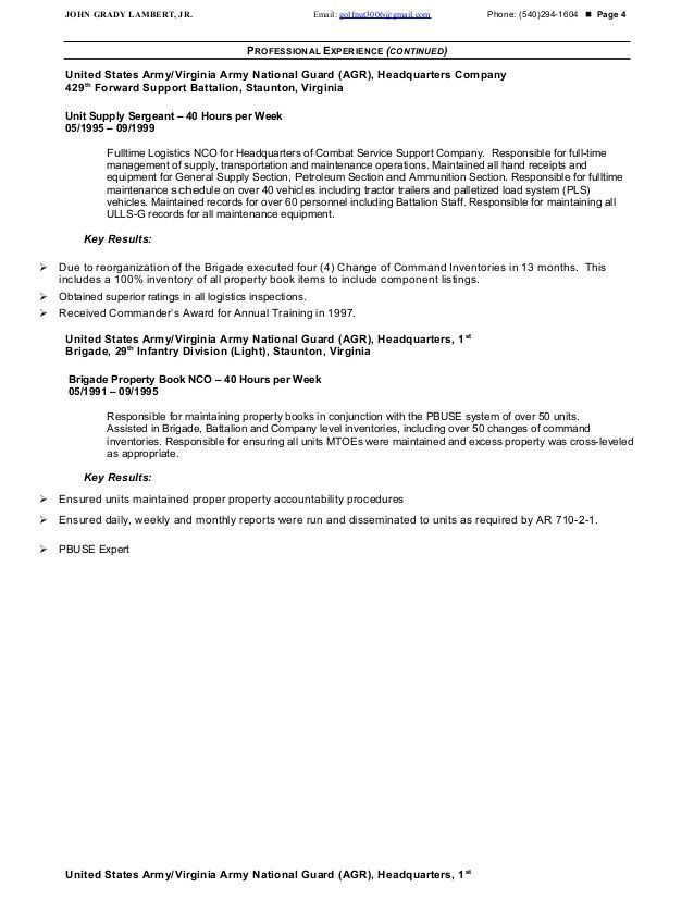 Resume Templates And Resume Examples Sample Resume Resume