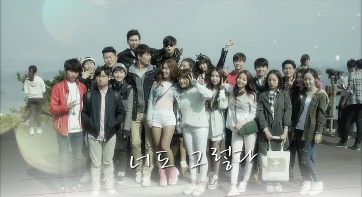 """""""Who Are You — School 2015″ reveals extended cast in first teaser video"""