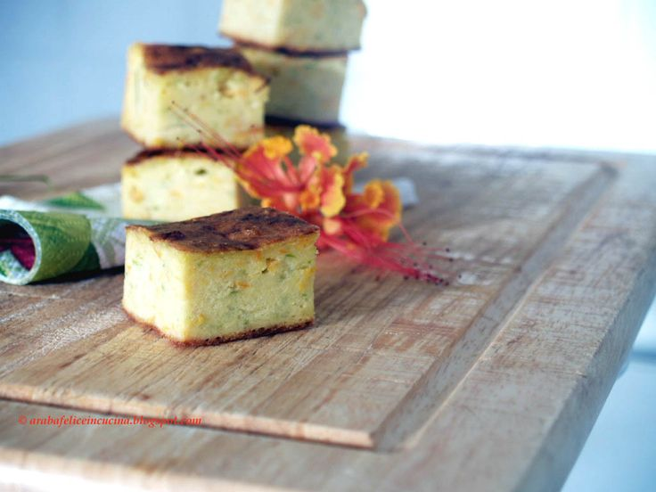 Arabafelice in cucina!: Zucchini bites