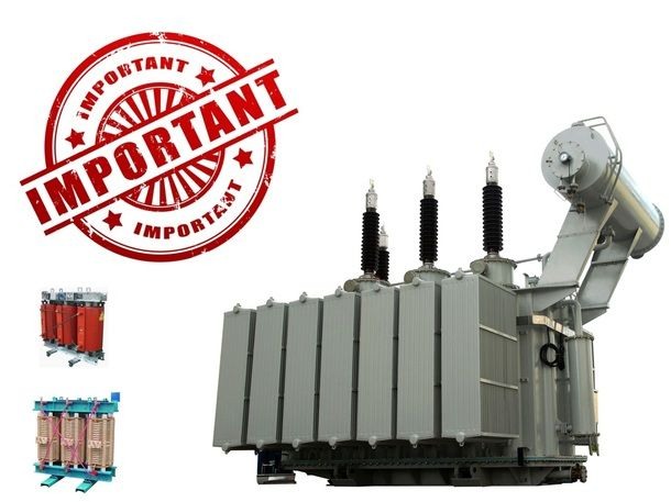 Careful things of 11KV transformers installation