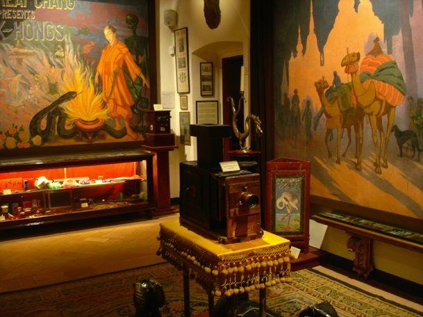 EL Gran Museu de la Màgia a Santa Cristina d'Aro #sortirambnens