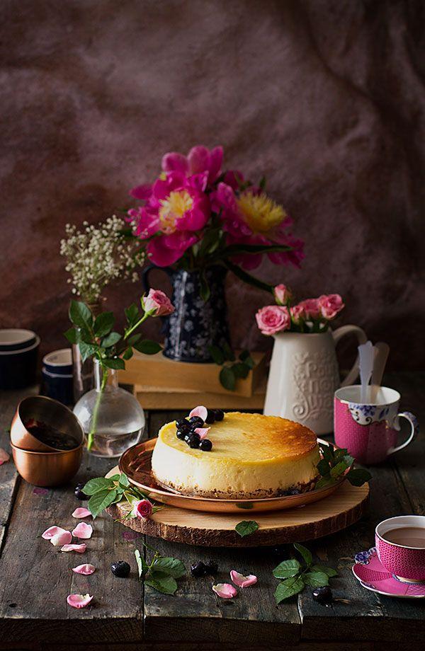 Ayer te contaba todos los secretos para  preparar la tarta de queso perfecta . Los trucos para evitar todos los fallos y obtener un pastel ...
