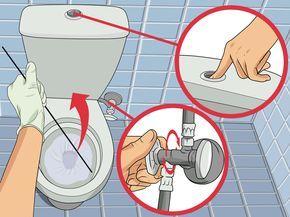 Como Desentupir um Vaso Sanitário Sem Desentupidor