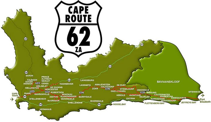 I've always wanted to do Route 62. The challenge will be choosing what to leave out.
