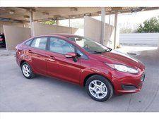 New 2014 Ford Fiesta SE Sedan Red Sedan & 26 best Hacienda Ford Featured Inventory images on Pinterest ... markmcfarlin.com