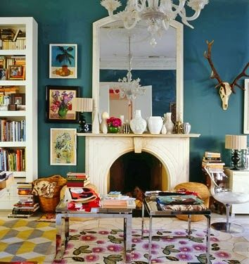 La Petite Anne: Eklektický interiérový design