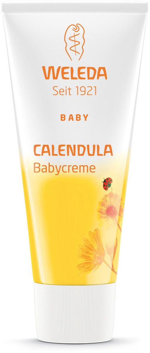 tylko 34,19  zł. Weleda Krem dla niemowląt z nagietkiem. 75 ml. Chroni przed powstawaniem ran. 361 ocena/y/ocen.