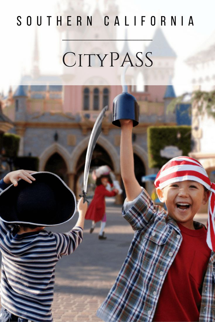 The Southern California CityPASS gives pass holders Magic Morning access (entrance an hour before the park opens) to Disneyland Park.
