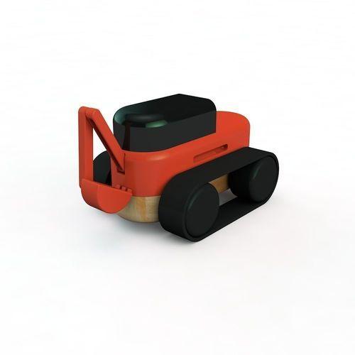 excavator   3D Print Model