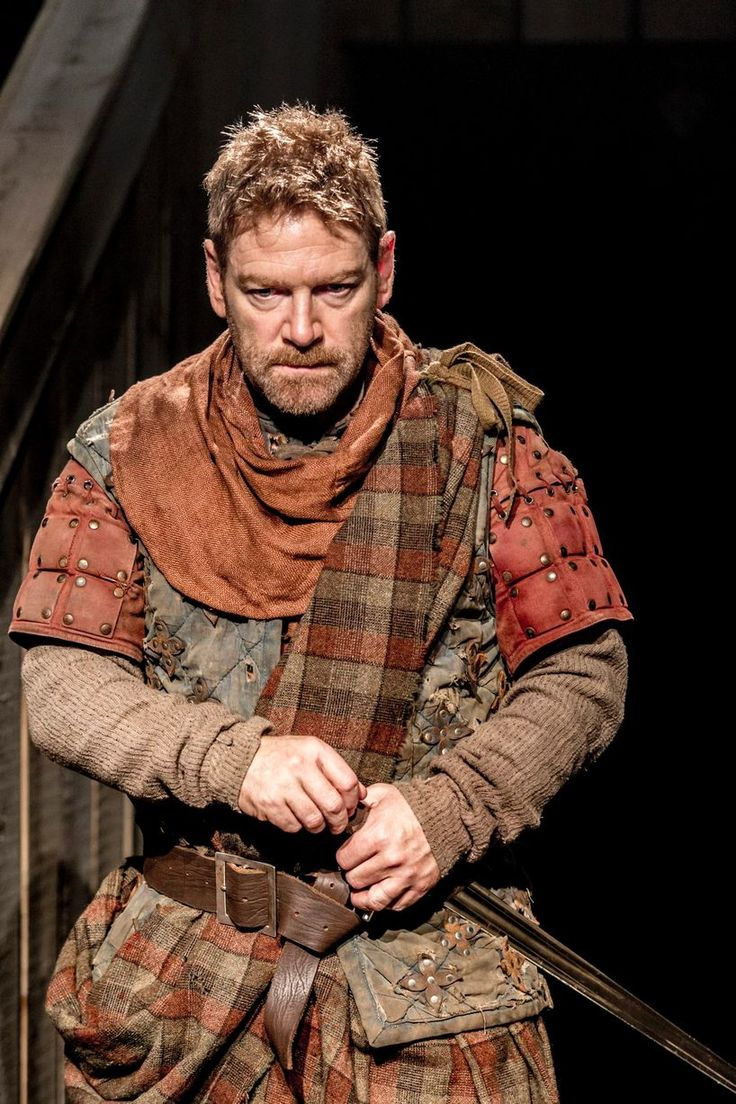 Macbeth. National Theatre's live broadcast of Manchester International Festival's production of Macbeth, with Kenneth Branagh as the Scottish king and Alex Kingston as Lady Macbeth, directed by Rob Ashford and Kenneth Branagh. July, 2013.
