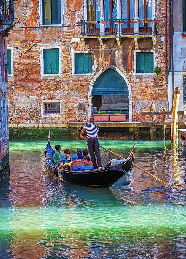Venice: Photo by Photographer Jacques de Klerk