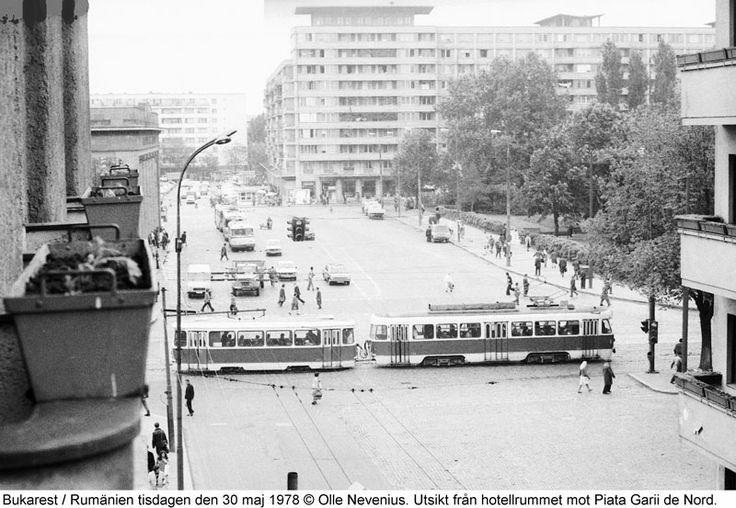 bucuresti 1978- bd Dinicu Golescu 3