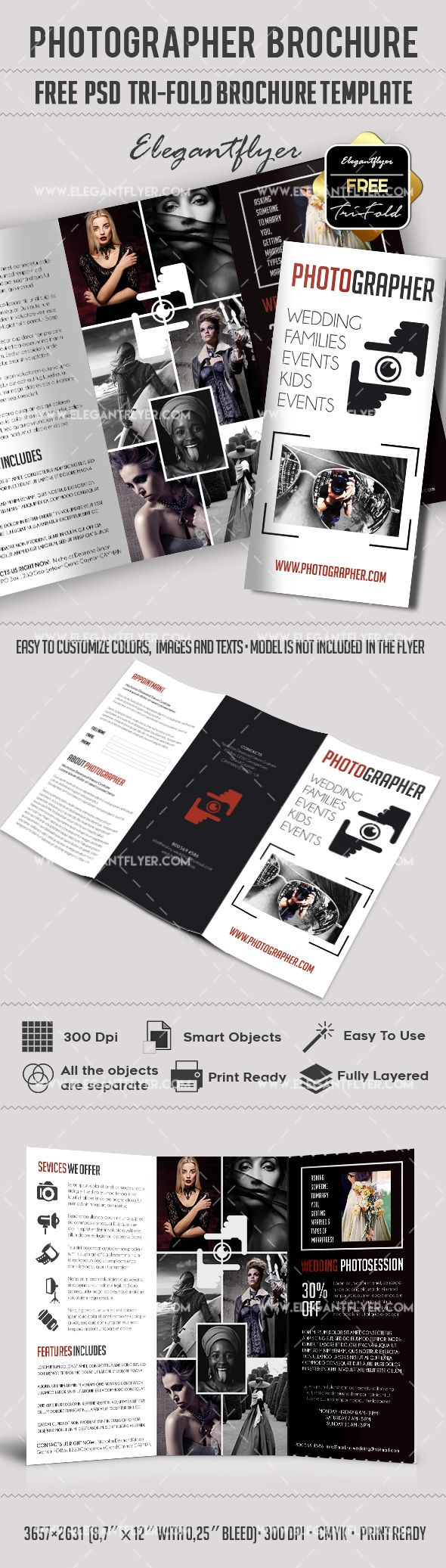 free easy brochure templates