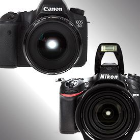 Canon vs. Nikon: Choosing the Best Camera System