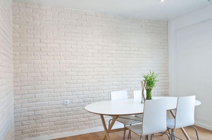 London brick wall cladding