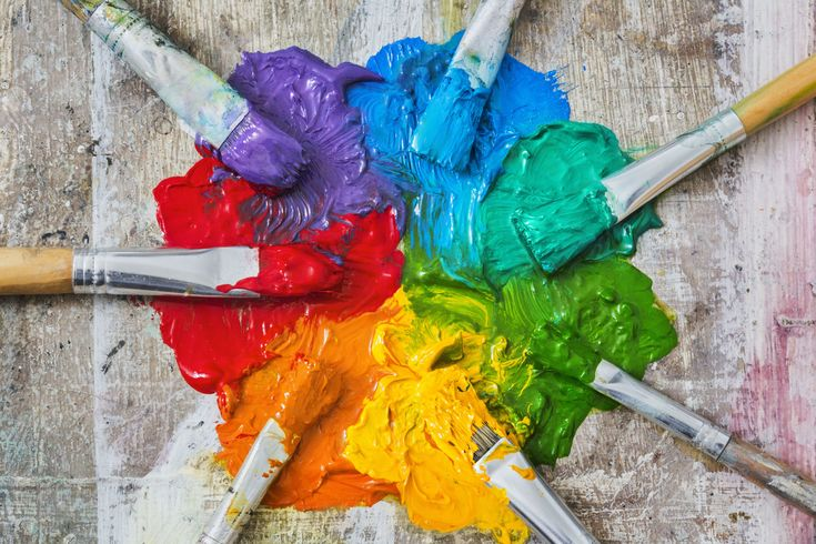 Working with paint colors can be challenging but there are a few fundamental tips that will help you get the best results when mixing paint colors.