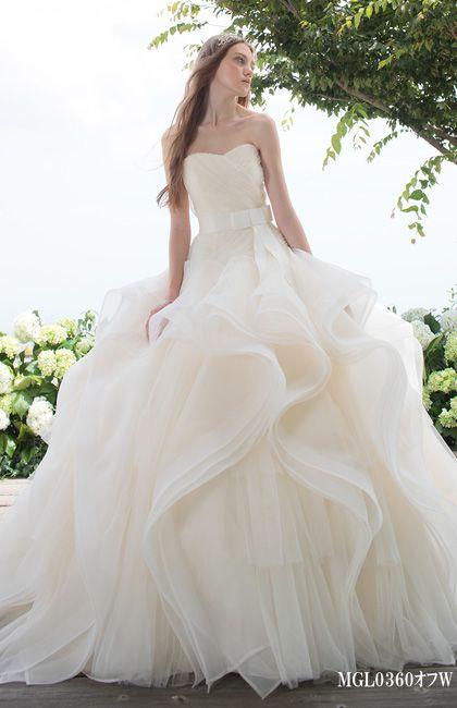 モード・マリエ No.66-0095 | ウエディングドレス選びならBeauty Bride(ビューティーブライド)