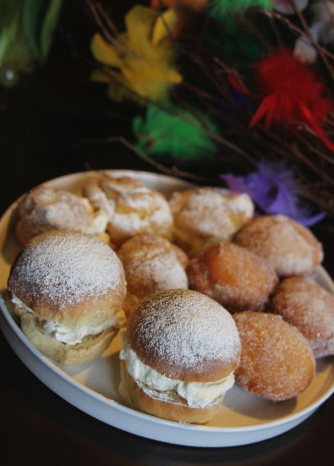 ChatteringAnne: Norwegian tradition Fastelavn. Sweet roll recipe