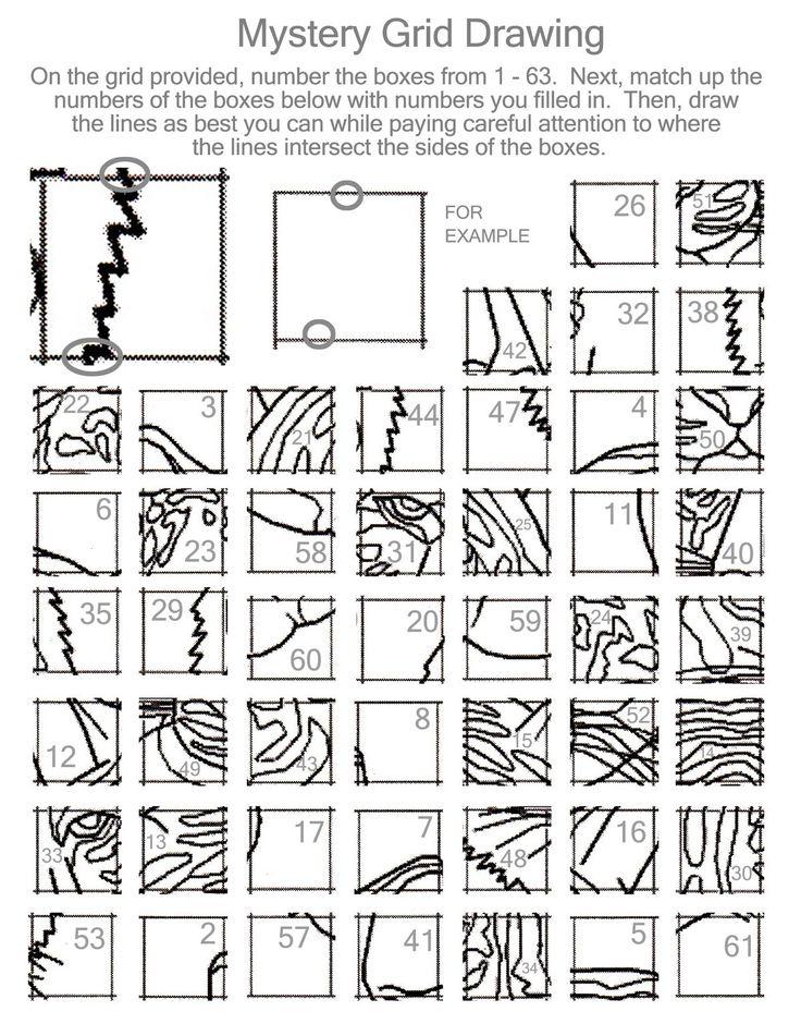 13 best Grid enlargement images on Pinterest | School, Art education ...