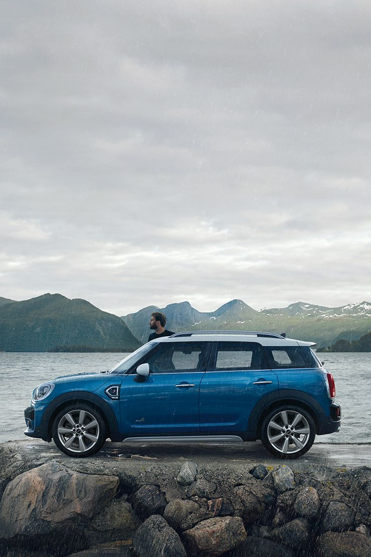 Add edge to every weekend. The new MINI Countryman.   #MINI #Countryman #AddStories #outdoor #landscape #roadtrip #weekend #offroad #getoutthere #citylimitless