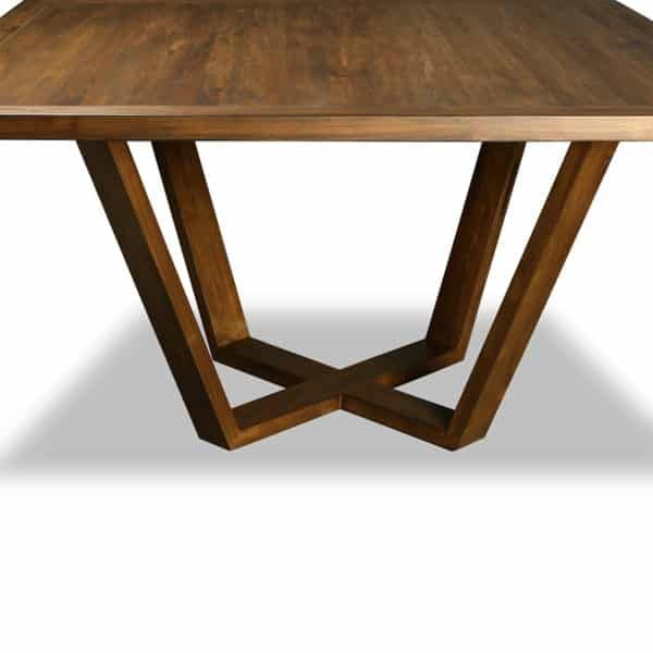 Allen Square Dining Table South Cone, South Cone Furniture