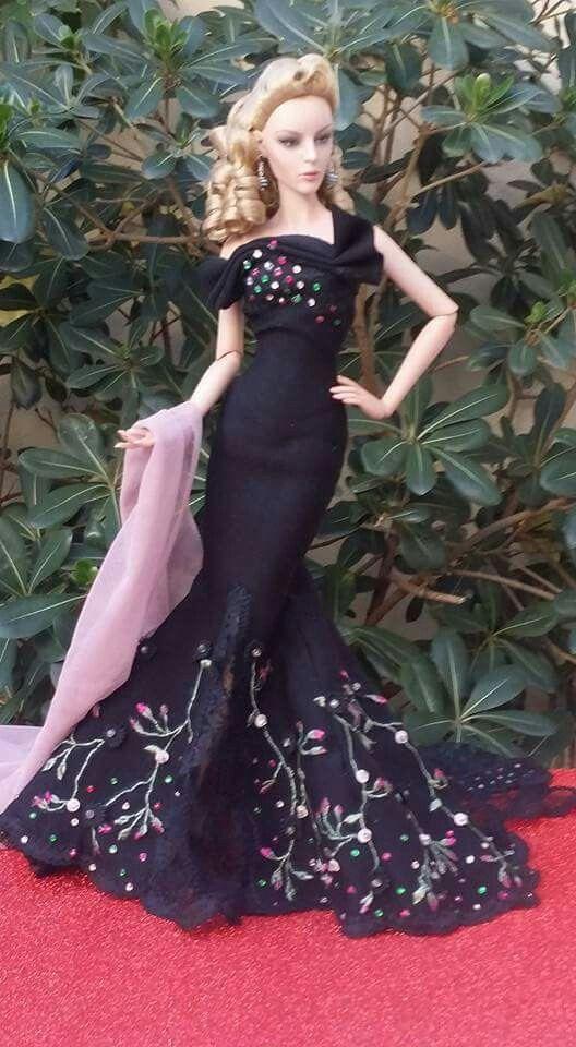 Rose by cogo .BArbie Doll