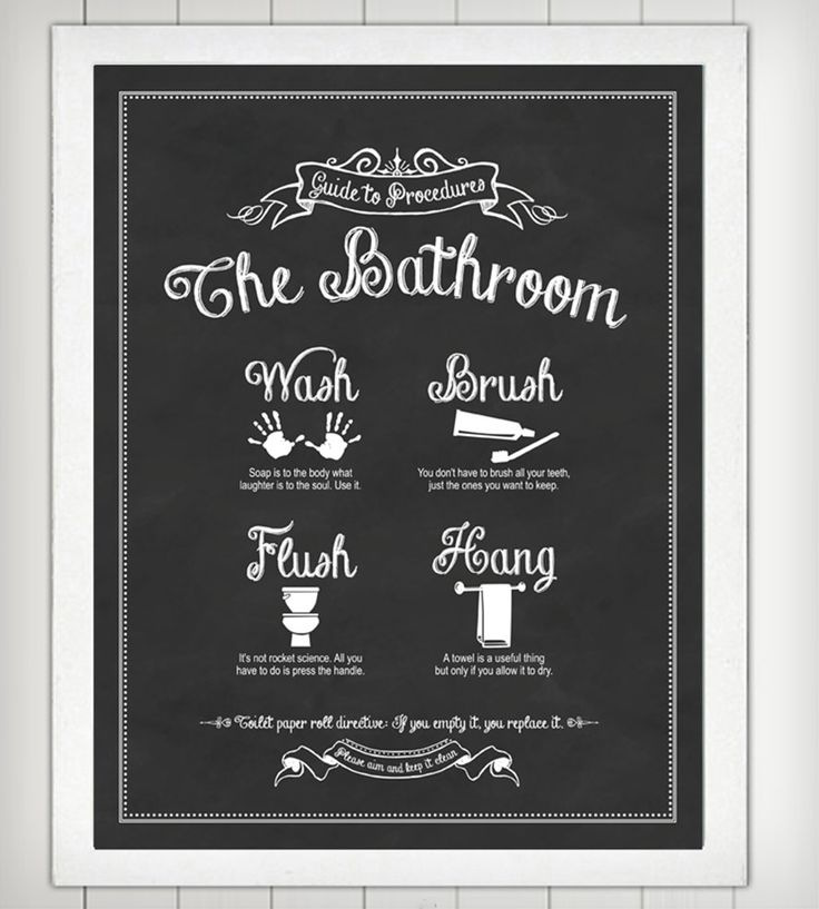 Bathroom Art 99 best printable art images on pinterest | kid bathrooms
