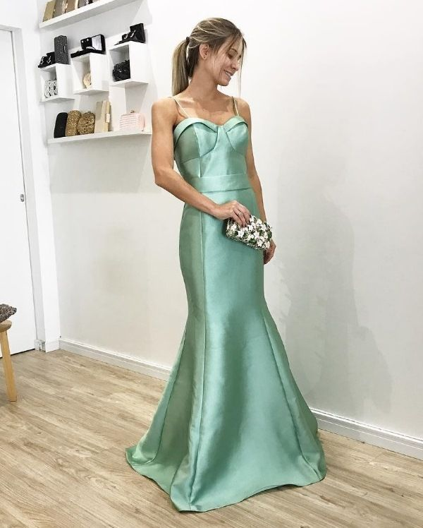 Vestido Verde Menta Comprar Vestidos De Punto 2019