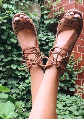 im not big on peep toes but i would make an exception for these especially if they were a low wedge