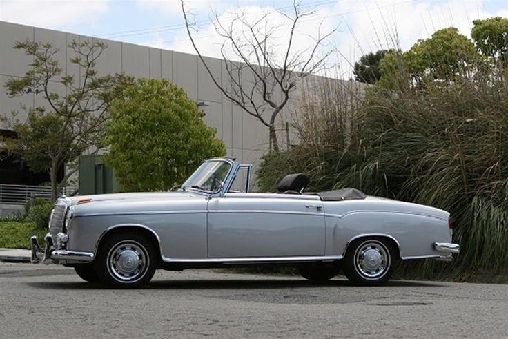 1960 Mercedes-Benz 220 SE Convertible by Classic Showcase no.6