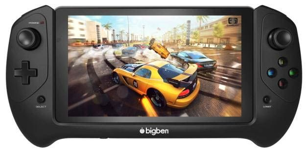 Bigben lance Gametab-One avec 4 jeux Gameloft préinstallés - En plus de proposer une utilisation classique et complète (navigation internet, écoute de musique, visionnage de vidéos, partage de vidéos et photos), la Gametab-One est dotée d'un processeur Quad ...
