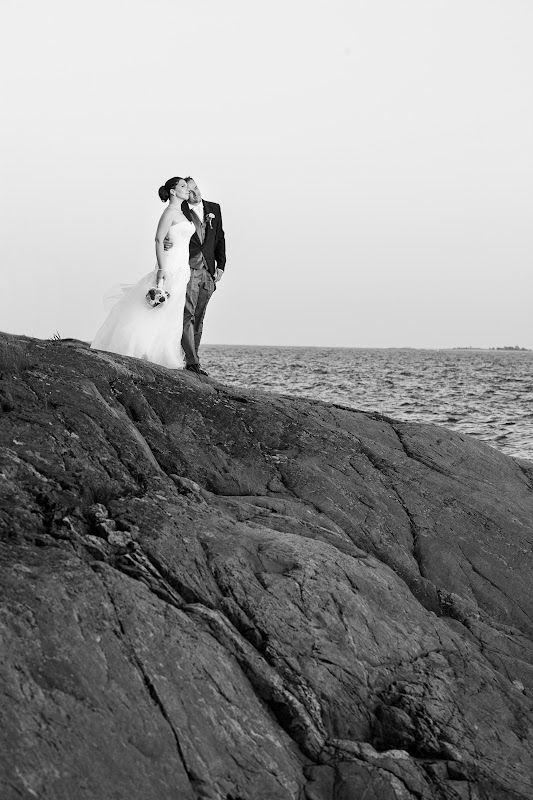 Wedding portrait   häät Suomenlinna   häät Helsinki   Pasi Nikkanen   Heidi & Lassi 4.8.2012