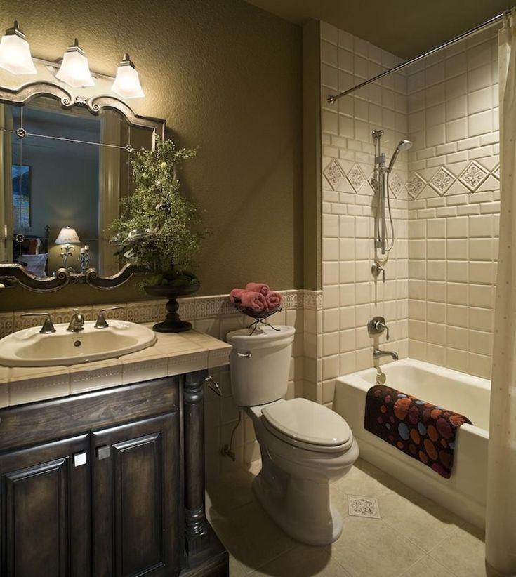 40+ Fresh Ideas Bathroom Updates Traditional Style (2019 ...